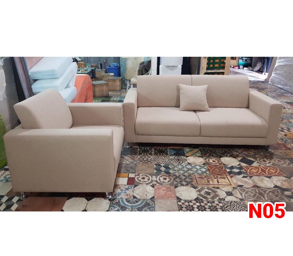 Ghế sofa nỉ N05