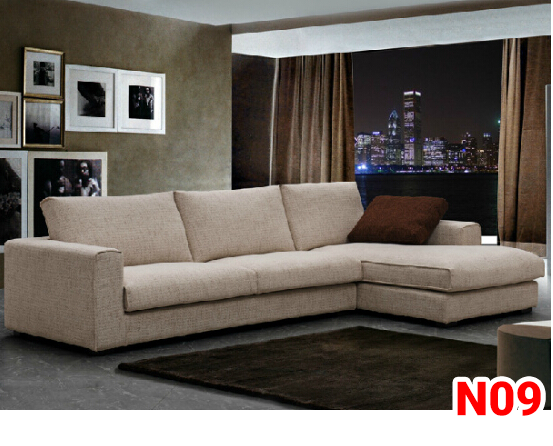 Ghế sofa nỉ N09