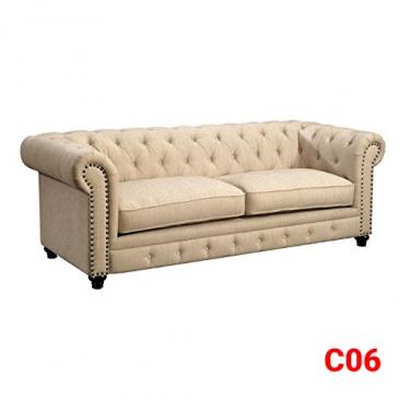 Ghế sofa tân cổ điển C06