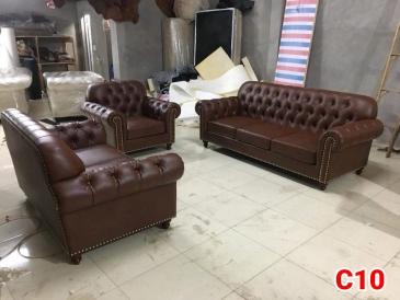 Ghế sofa tân cổ điển C10