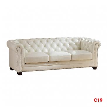 Ghế sofa tân cổ điển C19