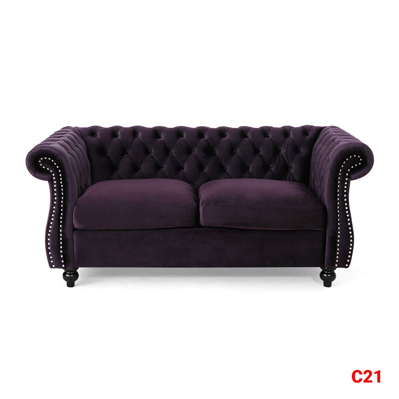 Ghế sofa tân cổ điển C21