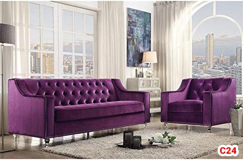 Ghế sofa tân cổ điển C24