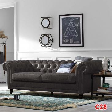 Ghế sofa tân cổ điển C28