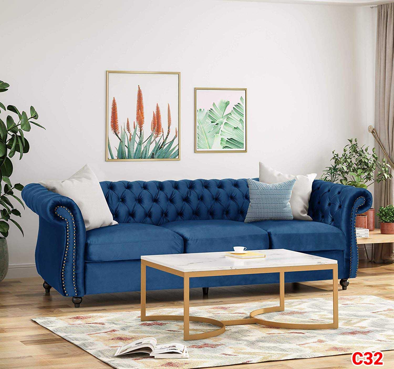 Ghế sofa tân cổ điển C32