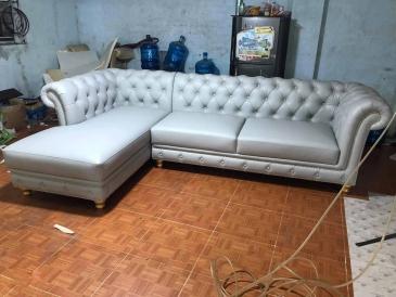 Ghế sofa tân cổ điển C04