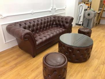 Ghế sofa tân cổ điển C11