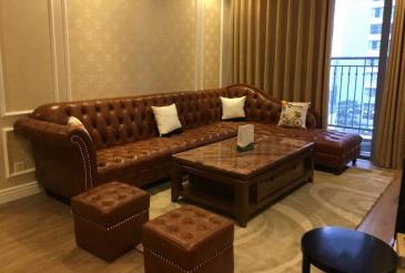 Ghế sofa tân cổ điển C14