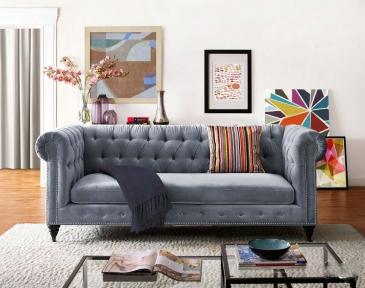 Ghế sofa tân cổ điển C17